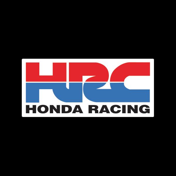 printed vinyl hrc honda racing logo stickers factory rh stickers factory com honda racing logo png honda racing logo wallpaper