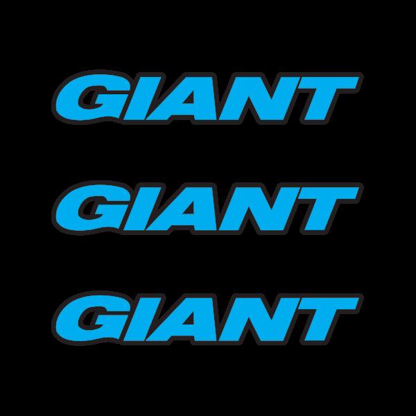 Giant mountain bike logo 02843