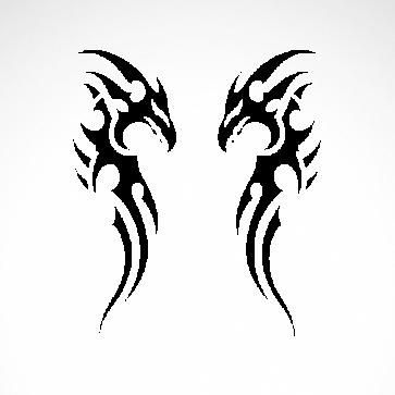 Pair Of Dragons 00513