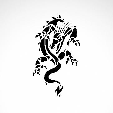 High Detail Dragon 00538