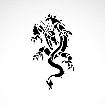 High Detail Dragon 00539