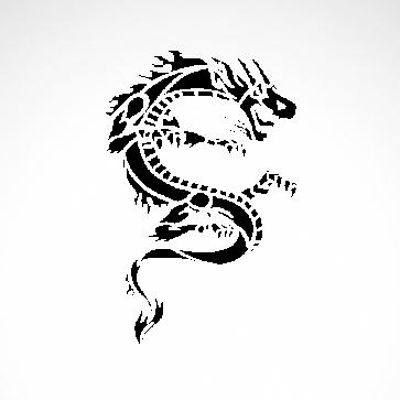 High Detail Dragon 00540