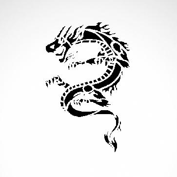 High Detail Dragon 00541