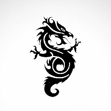 High Detail Design Dragon 00551