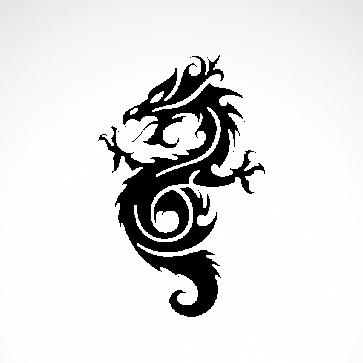 High Detail Design Dragon 00552