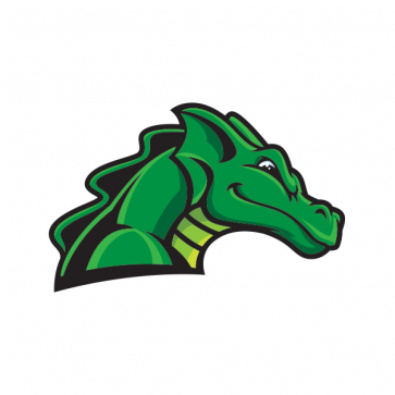 Green Dragon Head 00570