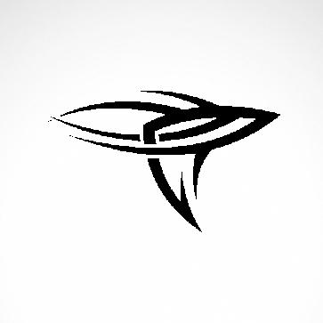 Tribal Racing Design 01003