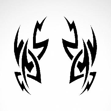 Tribal Racing Design 01005
