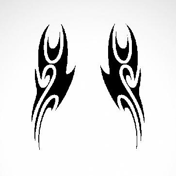 Tribal Racing Design 01010