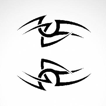 Tribal Racing Design 01019