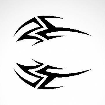 Tribal Racing Design 01020
