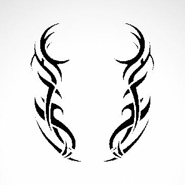 Tribal Racing Design 01025