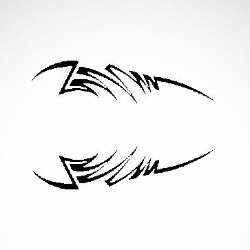 Tribal Racing Design 01039