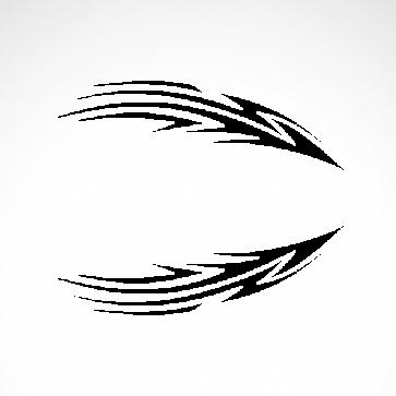 Tribal Racing Design 01040