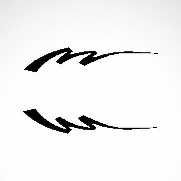 Brush Paint Racing Design 01078