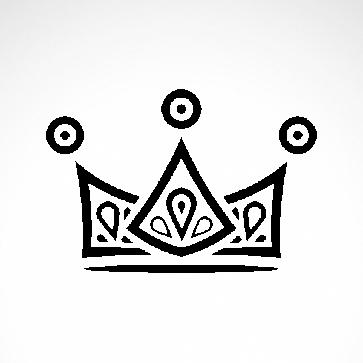 Royal Crown Chess Queen King Kingdom  01202
