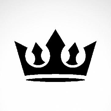 Royal Crown Chess Queen King Kingdom  01208