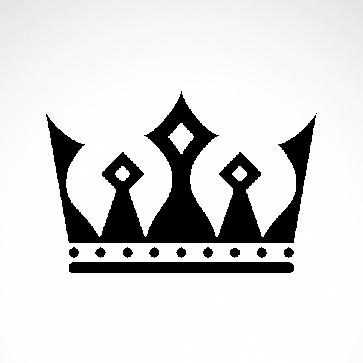 Royal Crown Chess Queen King Kingdom  01218