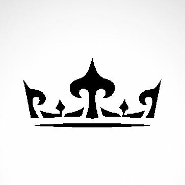 Royal Crown Chess Queen King Kingdom  01224