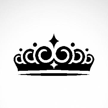 Royal Crown Chess Queen King Kingdom  01227