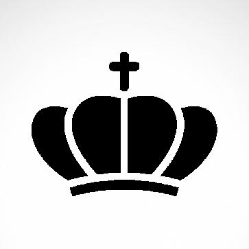 Royal Crown Chess Queen King Kingdom Serbia  01230