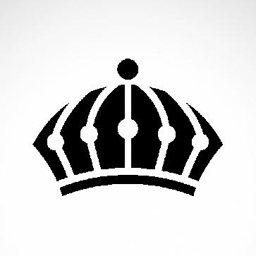 Royal Crown Chess Queen King Kingdom  01235