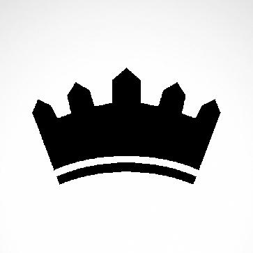 Royal Crown Chess Queen King Kingdom  01240