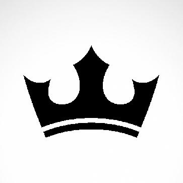 Royal Crown Chess Queen King Kingdom  01241