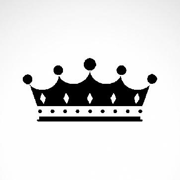 Royal Crown Chess Queen King Kingdom  01242