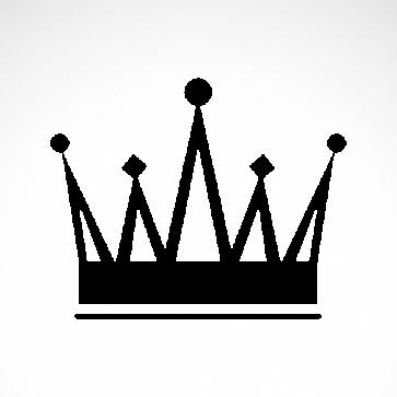 Royal Crown Chess Queen King Kingdom  01249