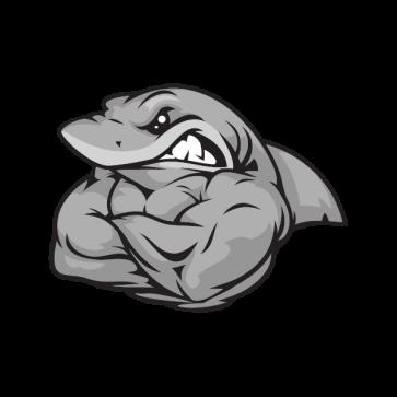 Shark Bodybuilder 01457