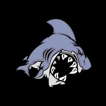 Shark Very Aggresive  01458