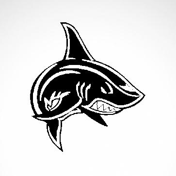 Shark Angry 01701