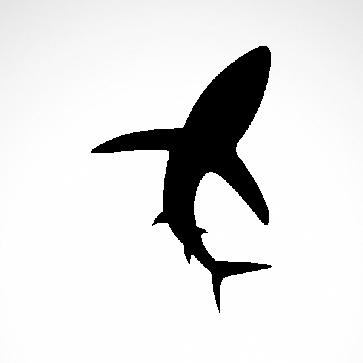 Shark Figure Bottom 01710