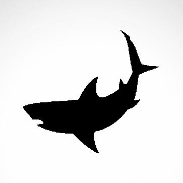 Shark Figure 01711