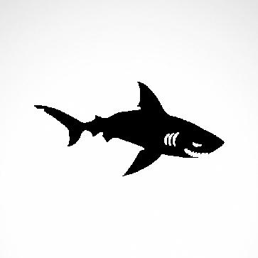 Cartoon Shark 01718