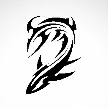 Shark Tribal 01721