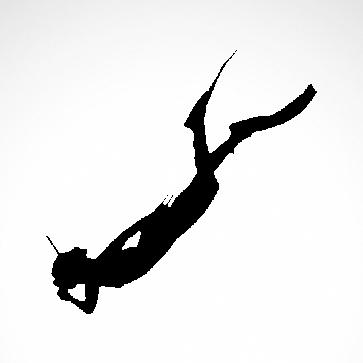 Scuba Diver 01805