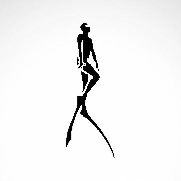 Apnea Diver 01817