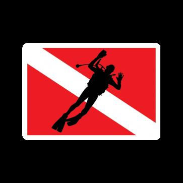 Flag Diver Scuba 01850
