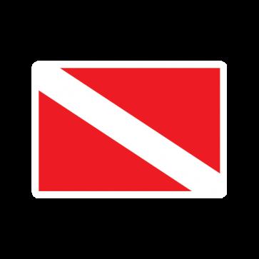 Flag Diver Scuba 01856