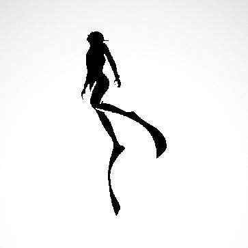 Diver Apnea 01860