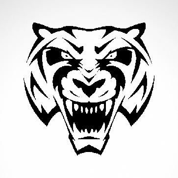 Wild Cat Tiger 01901