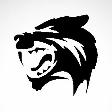 Wild Cat Tribal 01908