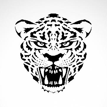 Wild Cat Panther Jaguar 01911