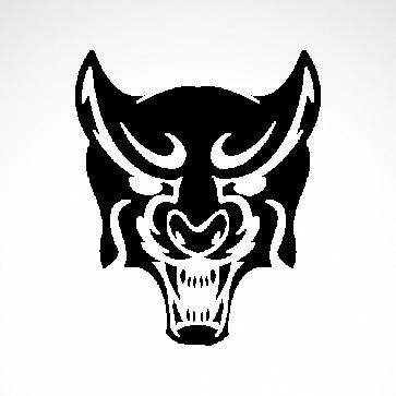 Wild Cat Head 01915
