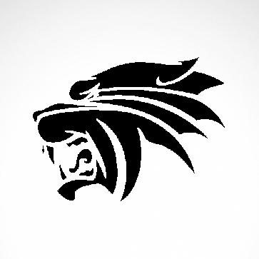 Panther Puma Lion Head 01919