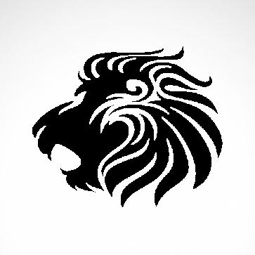Lion Head 01927