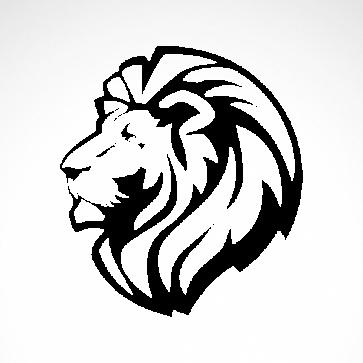 Lion Head 01931