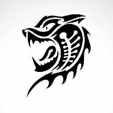 Tribal Wildcat 01936